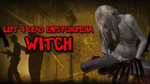 The Witch Left 4 Dead Characters Spotlight