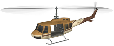 C2m5 helicopter