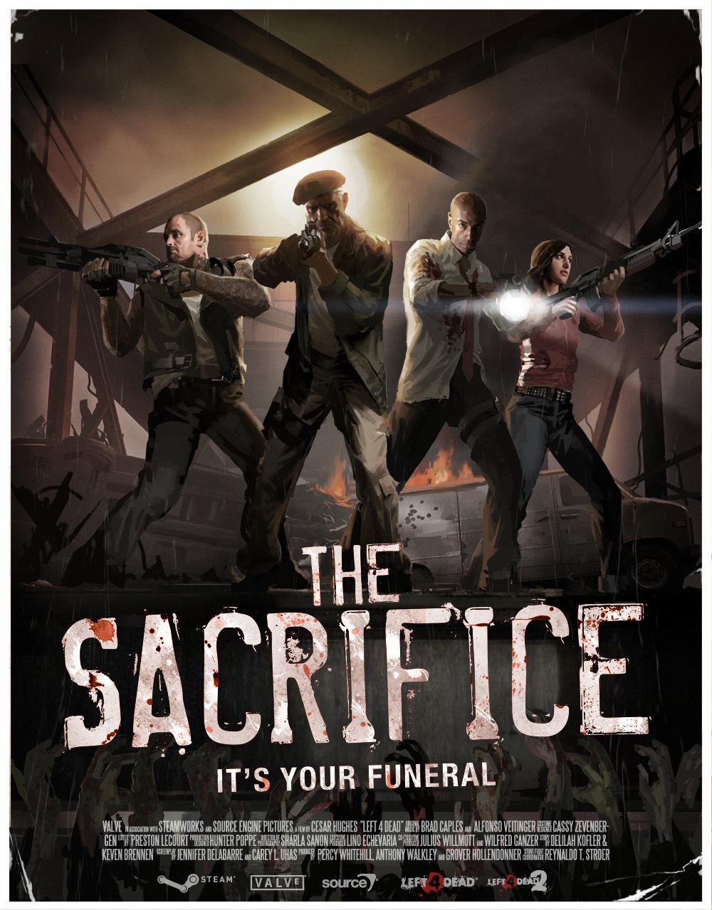 The Sacrifice | Left 4 Dead Wiki | FANDOM powered by Wikia