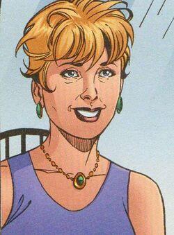 Amanda White comic