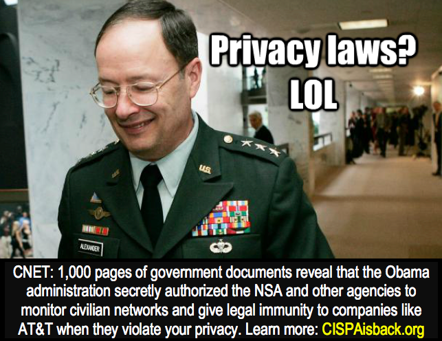 Privacy Laws LOL