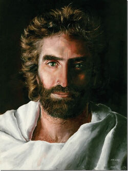 Akiane Jesus
