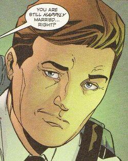 Rayford Steele comic