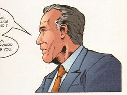 Gerald Fitzhugh comic