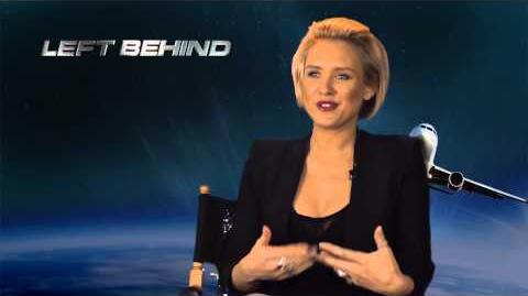 "The ""Left Behind"" Movie Cast Talks about Making ""Left Behind"""