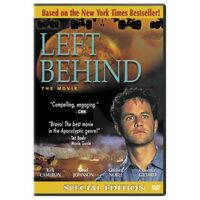 Left Behind The Movie Cover