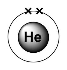 2-He-helium-electron