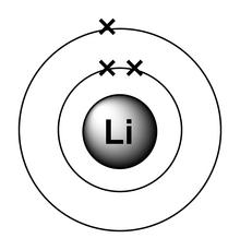 3-Li-lithium-electron
