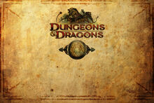 Dungeons and Dragons Wallpaper by xabian