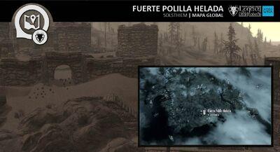 MP Fuerte Polilla Helada