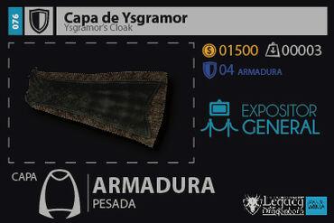 Capa de Ysgramor ban-01