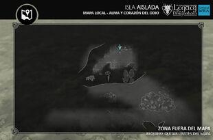Isla Aislada - UB Alma y Corazón del Odio