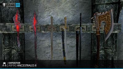 Armas Ancestrales II