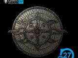 Escudo Rúnico de Guardia del Alba