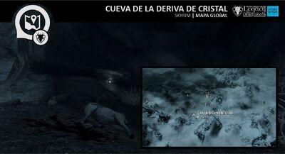 MP Cueva de la Deriva de Crsital