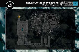 Refugio Anexo de Irkngthand - Asenso