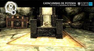 Calavera de Potema UB