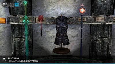 Reliquias del Nerevarine