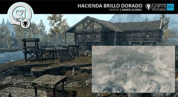 MP Hacienda Brillo Dorado
