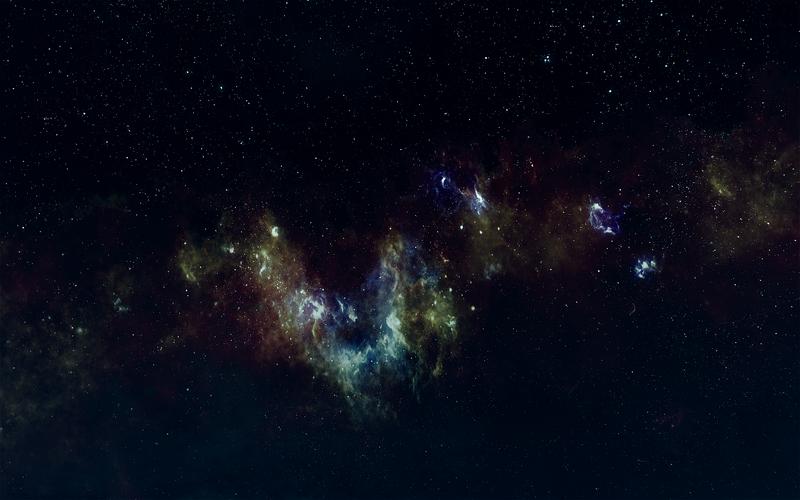 Skyrim night sky