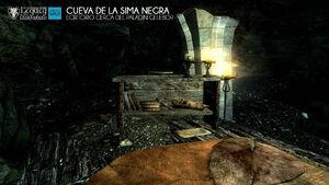 Cueva de la Sima Negra - Cerca de Gelebor