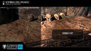 SDP 05 Llave Dondra