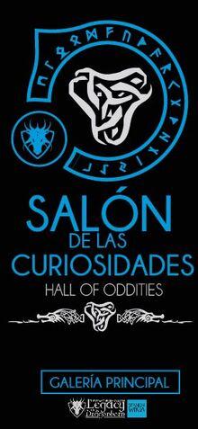 Salón de las Curiosidades