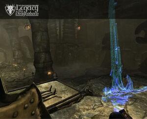 Espada Fantasma - Encantamiento