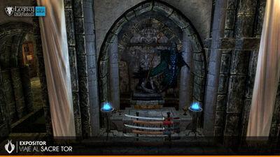 Viaje al Sacre TOr