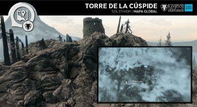 MP Torre de la Cuspide