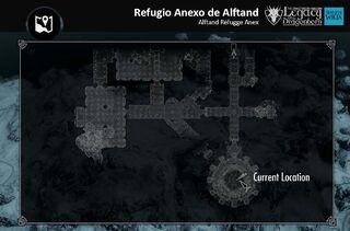 Refugio Anexo de Alftand