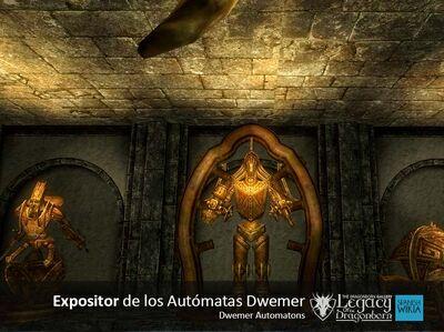 Expositor de Automatas Dwemer