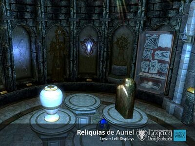 Reliquias de Auriel