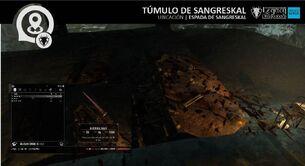 Espada de Sangreskal UB