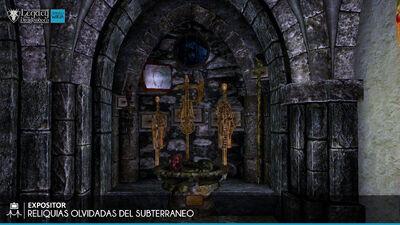 Reliquias Olvidadas del Subterraneo