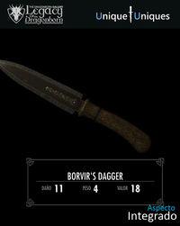 Daga de Borvir - Unique Uniques