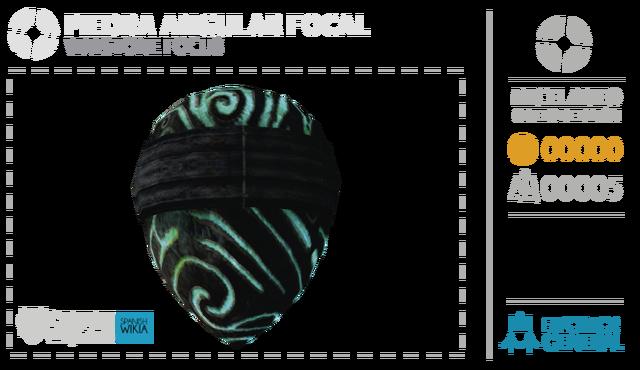 Piedra Angular Focal - Ban