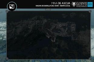 Mina de Ascua - Hacha de Batalla del Odio