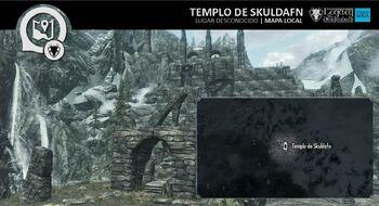 MP Templo de Skuldafn