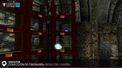 Colección de Cristaleria - Piedras del Leviatán