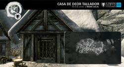 MP Casa de Deor Tallador