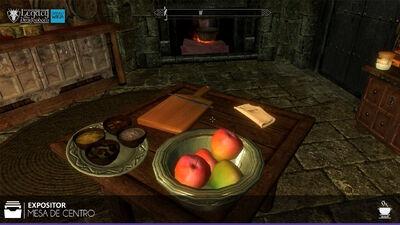 Mesa de Centro Cocina