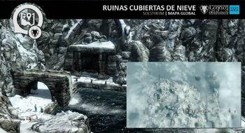 MP Ruinas Cubiertas de Nieve