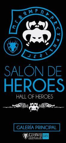 Salón de Héroes