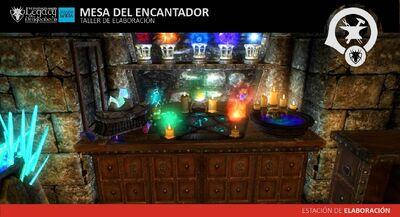 Mesa del Encantador