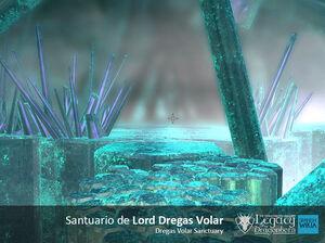 Santuario de Dregas Volar - Oblivion