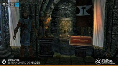 EL Renacimiento de Helgen