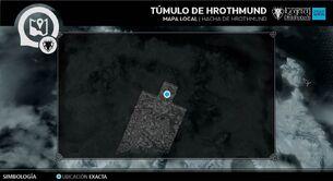 Hacha de Hrothmund MP
