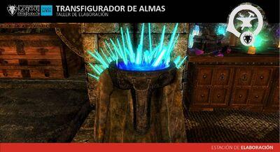 Transfigurador de Almas