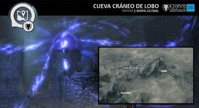 MP Cueva Craneo de Lobo